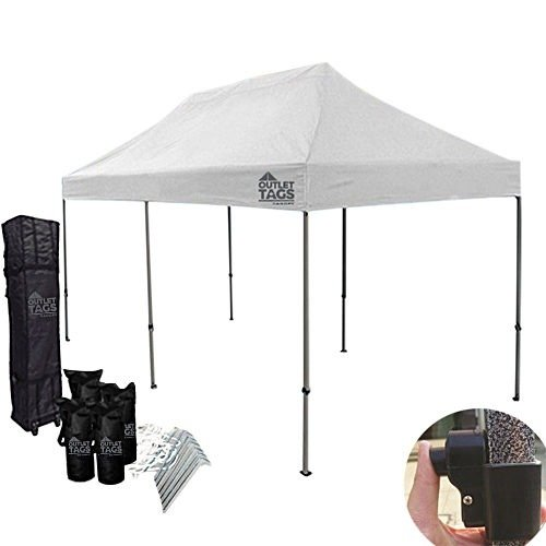 10x20 white pop up tent