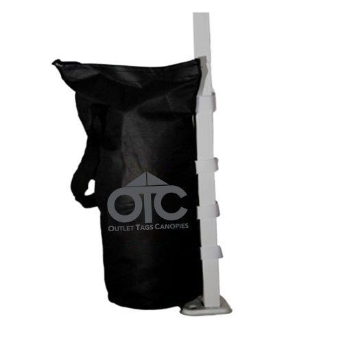 Sandbags for tents & canopies
