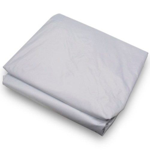 Shop for White Canopy Tarp - 10ft x 10 ft - 420D Oxford PVC Waterproof & UV Resistant.