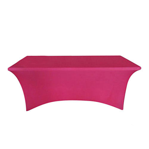 Pink Table Cover For Trade Shows And Events