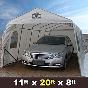 auto shelter 20 feet