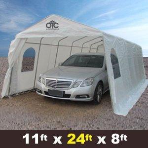 auto shelter 24 feet
