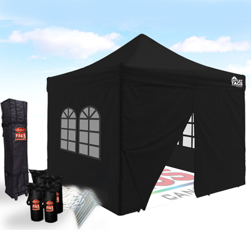 Pop up canopyPop up canopy tent pop up tentspop up tent  sc 1 st  Outlet Tags & Iron Horse Canopy with Walls Bundle - Colour Black | Outlet Tags ...