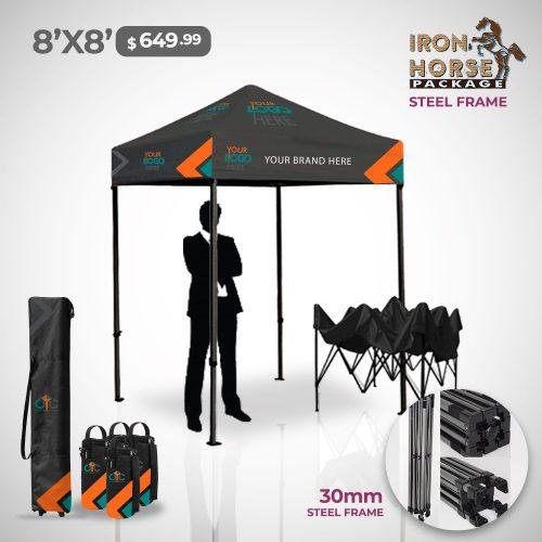 Custom Branded Tents