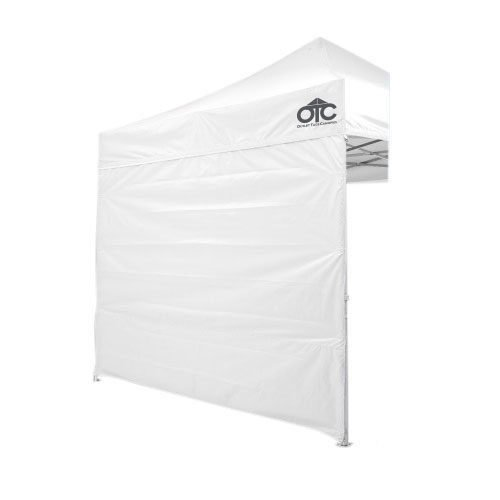 White Colour Canopy Wall