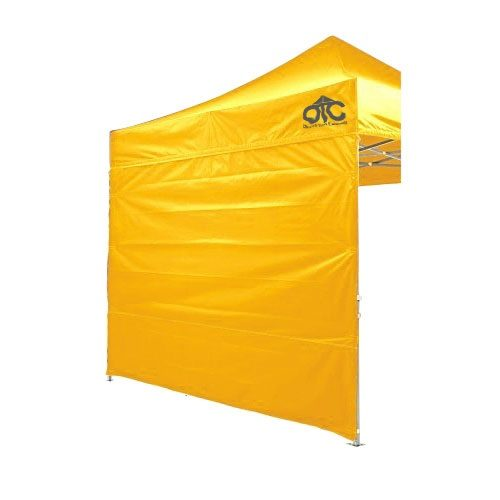 Yellow Colour Canopy Wall