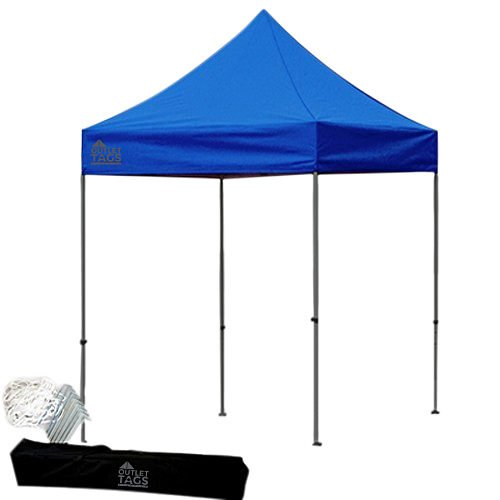 blue 8x8 pop up tent canopy