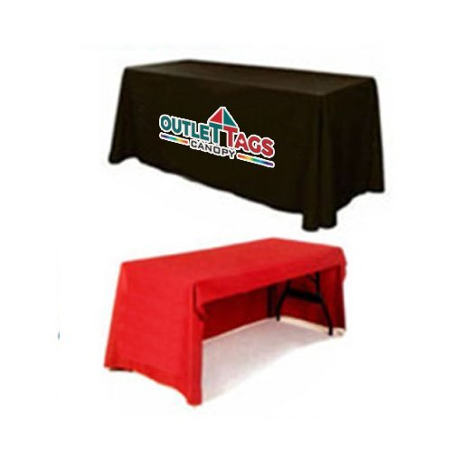 Sided Table Tent Menu Sign Holder Bar Cafe Brown
