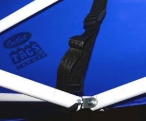 10×10 Pop-Up Canopy TENT – Blue
