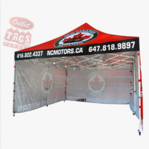 16×16 Pop-Up Canopy