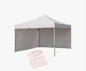 10x10 4pc Tent Walls - 420 Oxford Material