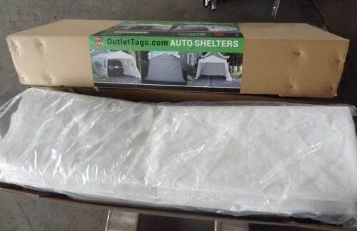 Auto-Shelter 20 Feet