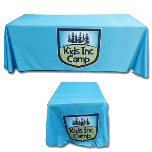 OUTLET-TC03 - 4 Sided Fitted Table Cover