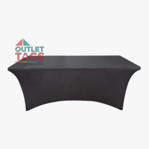 Table Cover – Black