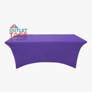 Table Cover – Purple