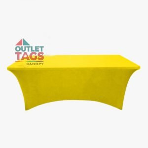 Table Cover – Yellow