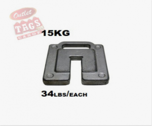 Steel Weight – 15KG Pick Up Or Local Delivery Only