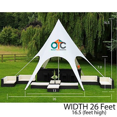 star tent 26 ft