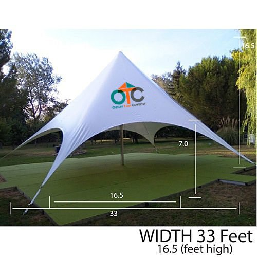 star tent 33 feet