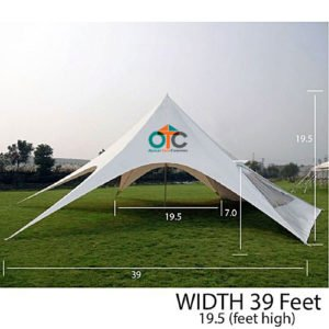 star tent canopy 39 ft