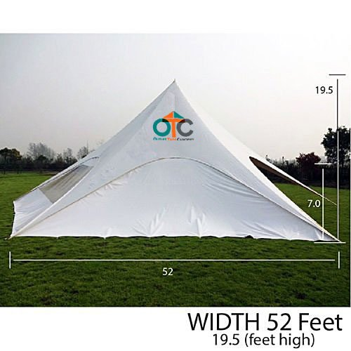 star tent 52 ft