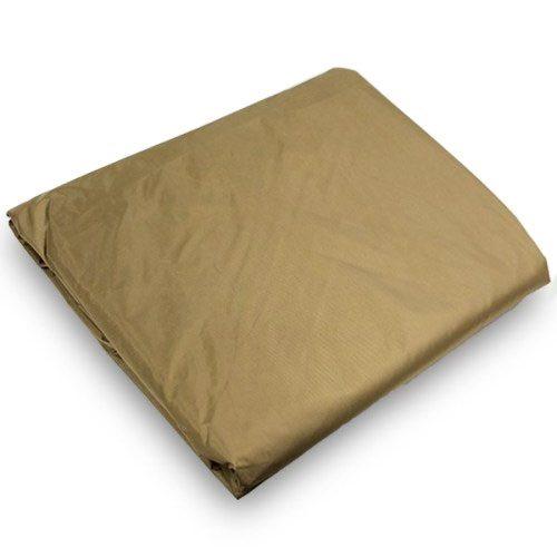 beige canopy tarp
