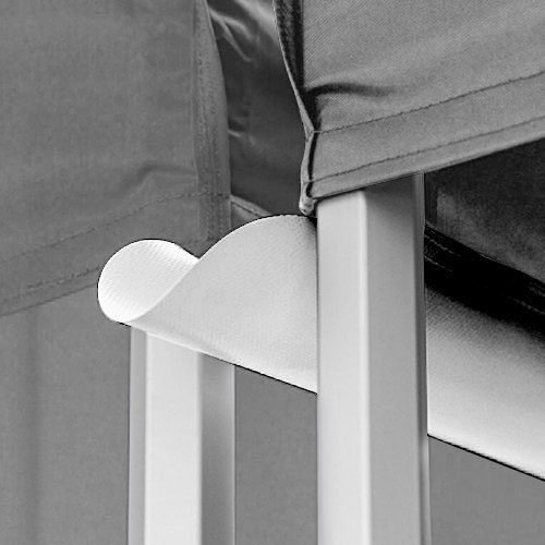 Premium Quality White Canopy Rain Gutter