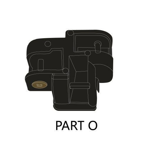 10x10 iron horse Replacement PART O