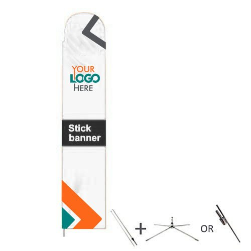 Shop For Stick Banner Flag