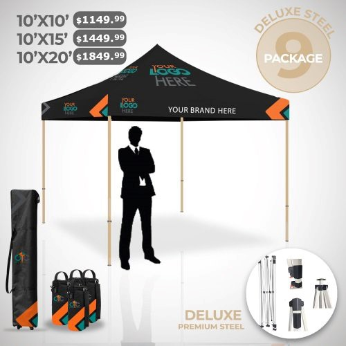 custom tent package 9
