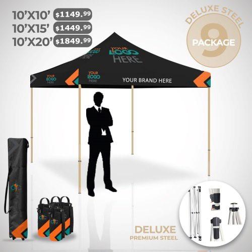 custom tent package 9