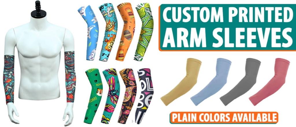 Custom Arm Sleves